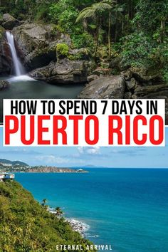 Traveling to Puerto Rico? Here's a 7 day Puerto Rico itinerary that covers the best of the island: San Juan, El Yunque, Fajardo & Vieques! PR Itinerary | things to do in Puerto Rico | itinerary for Puerto Rico | places to visit in Puerto Rico | one week in Puerto Rico | 7 days in puerto rico | 7 day PR itinerary Travel Articles, Travel Info, Travel Ideas, Travel Guide, South America Travel, North America, Caribbean Vacations, Iceland Travel, Culture Travel