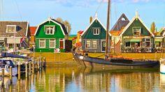 Zaanse Schans, Holanda | Holanda - o que fazer - Amsterdam, Zaanse Schans, Lisse, Viagem