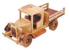 Wooden Model <br />