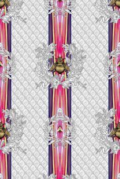 Timorous Beasties Wallcoverings - Civic Bee