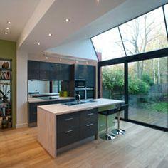 Kitchen extension, Sheen SW14