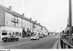 Bitterne, Southampton, England 1974 - lived around this area until about 1976