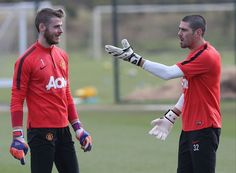 'Why won't you let me have a go in goal?'