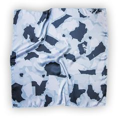 Countries Camouflage Scarves Collection
