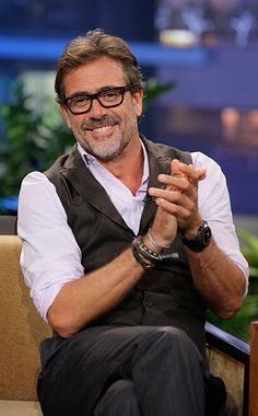 Jeffrey Dean Morgan on The Tonight Show With Jay Leno on July 8, 2013