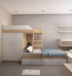 Smart Home Interior Design Ideas. In this video you will get some ideas that may help you to find the best Interior design for your apartment. Bedroom Decor For Small Rooms, Small Bedroom Designs, Bedroom Closet Design, Kids Bedroom, Bedroom Ideas, Baby Room Design, Home Room Design, Best Bed Designs, Small House Interior Design