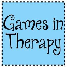 Using Games in Therapy | Social Work Helper