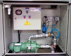 Pressurizadores de Redes de Água tipo