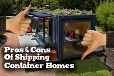 Shipping Container Homes - Are they right for you?