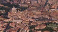 O Mundo Visto do Céu - Itália, Caserta até Tivoli via Roma - Discovery H...