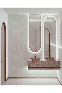 Washroom Design, Bathroom Interior Design, Home Interior, Interior Decorating, Interior Livingroom, Interior Modern, Luxury Interior, Interior Ideas, Diy Bathroom Decor