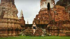 Ayutthaya/Thailand/Oriental temple