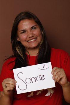 Smile, Dulce Salas, Estudiante, Guadalupe, México.