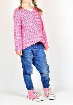 Schnittmuster / Ebook lillesol stars No.13 Verano-Bluse / Nähen Bluse & Shirt / Sewing pattern Verano blouse