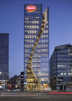 Arch2O-Harim Group Headquarters Building-The Beck Group-18 - Arch2O.com