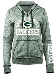 New Era Green Bay Packers Space Dye French Terry Women s Hoodie  greenbay   packers Miss 9032d3b7d