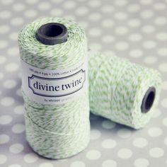 Green Apple Divine Twine