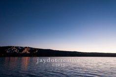 BIG BEAR LAKE California Landscape Photograph by JaydotCreative