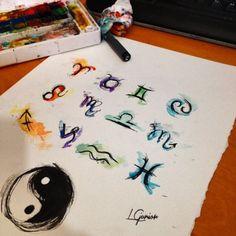 """awesome Watercolor tattoo - """"O mel nunca é tão doce sem o fel"""" Horoscope Tattoos, Taurus Tattoos, Cancer Tattoos, Zodiac Sign Tattoos, Zodiac Signs, Mini Tattoos, Body Art Tattoos, Small Tattoos, Tatoos"""
