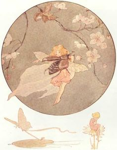Thumbelina - Fairy Stories from Hans Christian Andersen, 1910