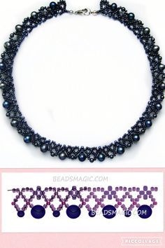 http://beadsmagic.com/free-pattern-for-necklace-elegance/