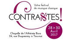 Festival Contrastes - Votre festival de musique classique à Tournai