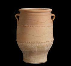 Πιθάρι Ε (50x35) | Χειροποίητα Κεραμικά - Κρητικά Αγγειοπλαστικά - Πιθάρια - Γλάστρες | Pottery Art Χουλάκης - Θραψανό Ηράκλειο Κρήτης
