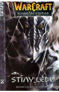 Warcraft 2 - Stíny ledu #alpress #knihy #komiks #worldofwarcraft