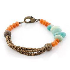 Cedar City Bracelet | Fusion Beads Inspiration Gallery