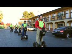 Hysterical Segway walks and rides in Sacramento, California. #segway