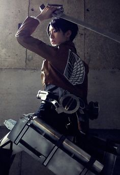 Levi(Attack on Titan) | Ruo - WorldCosplay