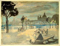 Venice Palace Gardens - James Mackie