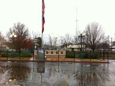 Veterans Memorial Park {photo by Crystal Arcand}