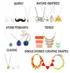 Wardrobe-Closet-Necklaces-Different-Types-Visual-2