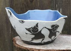 from Cape potter Laurie Goldman