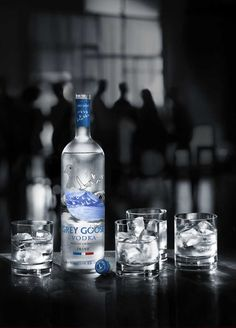 GREY GOOSE® Vodka #GreyGooseVodka #GreyGoose #Vodka
