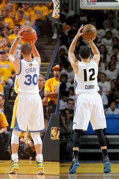 The Curry Brothers Meet Again in Sacramento - NBA D-League