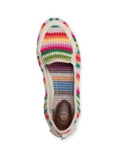 Lisa Crochet Driver by The Sak