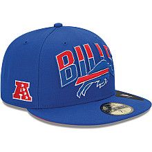 6240ffbdaa2 Buffalo Bills 2013 New Era Draft Hat Buffalo Bills Hat