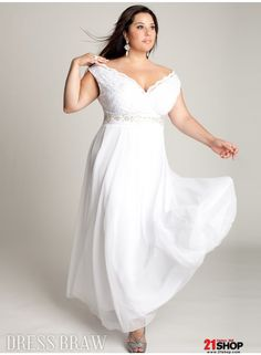 Peggyz Place: Plus sized wedding gowns