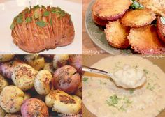 A collection of my favorite potato recipes!