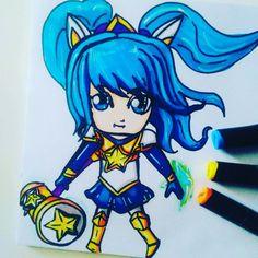 Star Guardian Poppy by Ponoki-Chan on DeviantArt
