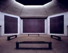 12 Essential Stops in Houston--I'd love to see the Rothko Chapel