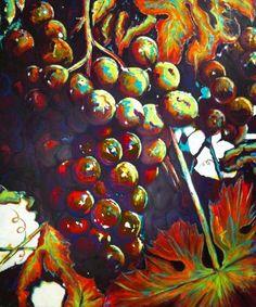 "Saatchi Art Artist Steve Gamba; Painting, ""Baciata dal Sole"" #art"