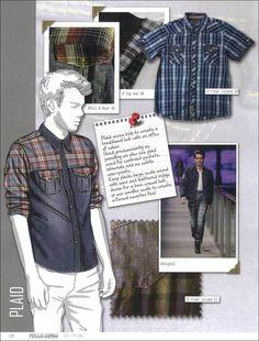 Fashion illustration denim spring 2019 New Ideas Fashion Portfolio, Portfolio Design, Flat Sketches, Spring Dresses Casual, Shirt Template, Fashion Forecasting, Textile Fabrics, Young Fashion, Red Shirt
