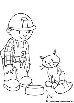awesome bob-the-builder-88 coloring page