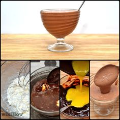 Make Your Own Chocolate Mousse!
