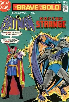 Batman and Doctor Strange