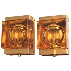 A Pair of Sconces by Vitrika