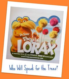 8 Lorax-Inspired Nature Activities for Families